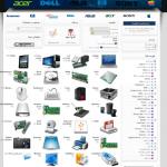 طراحی سایت شرکت آلفا