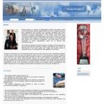 طراحی سایت شرکت BNQ