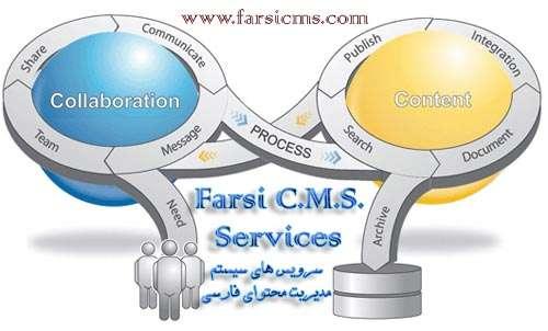 سیستم های مدیریت محتوای فارسی