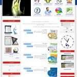 نمونه کار طراحی سایت اندیشه مبنا