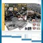 نمونه کار طراحی سایت شرکت اروند تراش آبادان